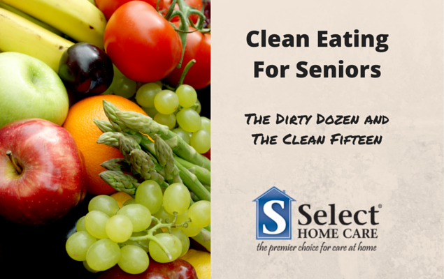 clean eating for seniors