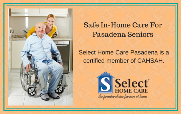safe in-home care for pasadena seniors