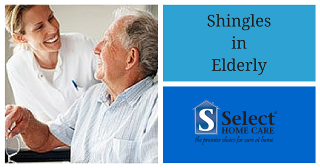 shingles in elderly